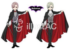 Halloween_ vampire