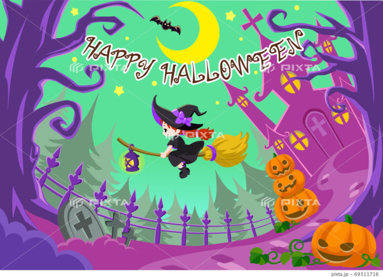 2020witchhalloween_greeting card