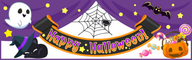 introduction_of_halloween_icon_banner